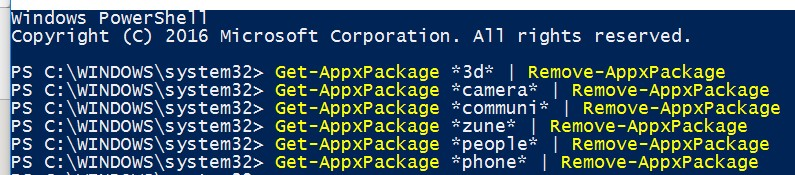Remove_AppxPackage